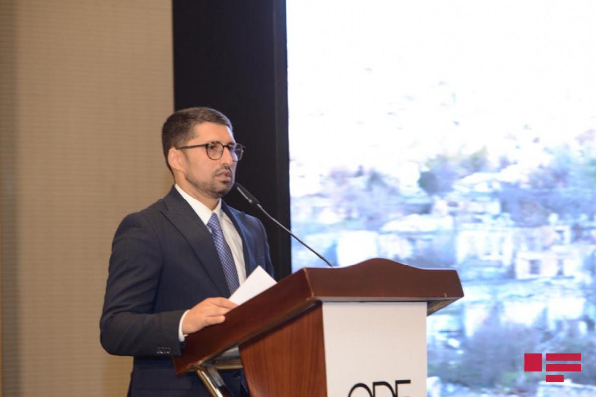 Рахман Гаджиев: Проект «Карабахский Центр» создан для информирования общественности об объеме причиненного Карабаху ущерба