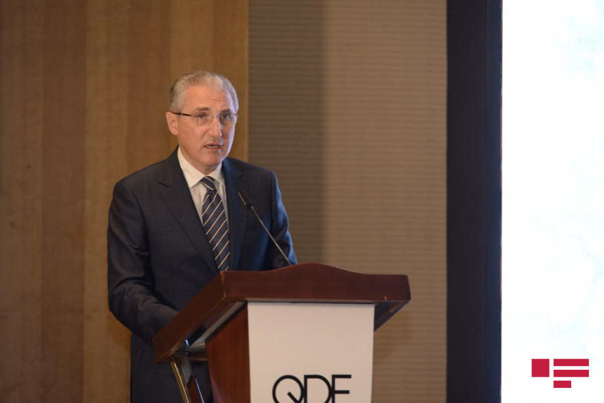 """Minister: """"Karabakh.Center platform to play a great role in conveying the truth to the world"""""""