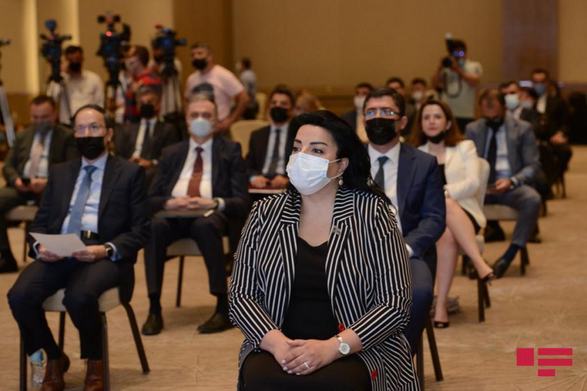 """Deputat: """"Cəmiyyət """"Karabakh.Center""""in işinə töhfə verməlidir"""""""