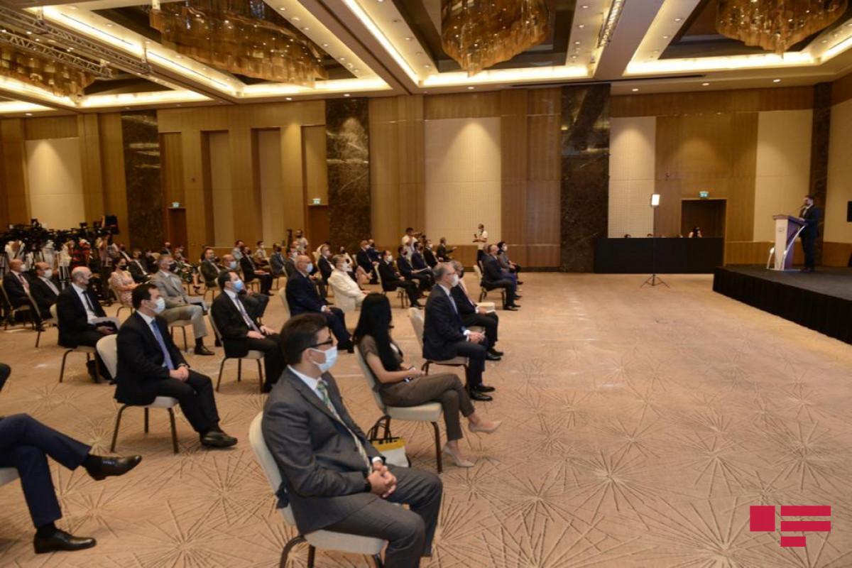 """Presentation of """"Karabakh.Center"""" internet resource held-PHOTOLENT"""