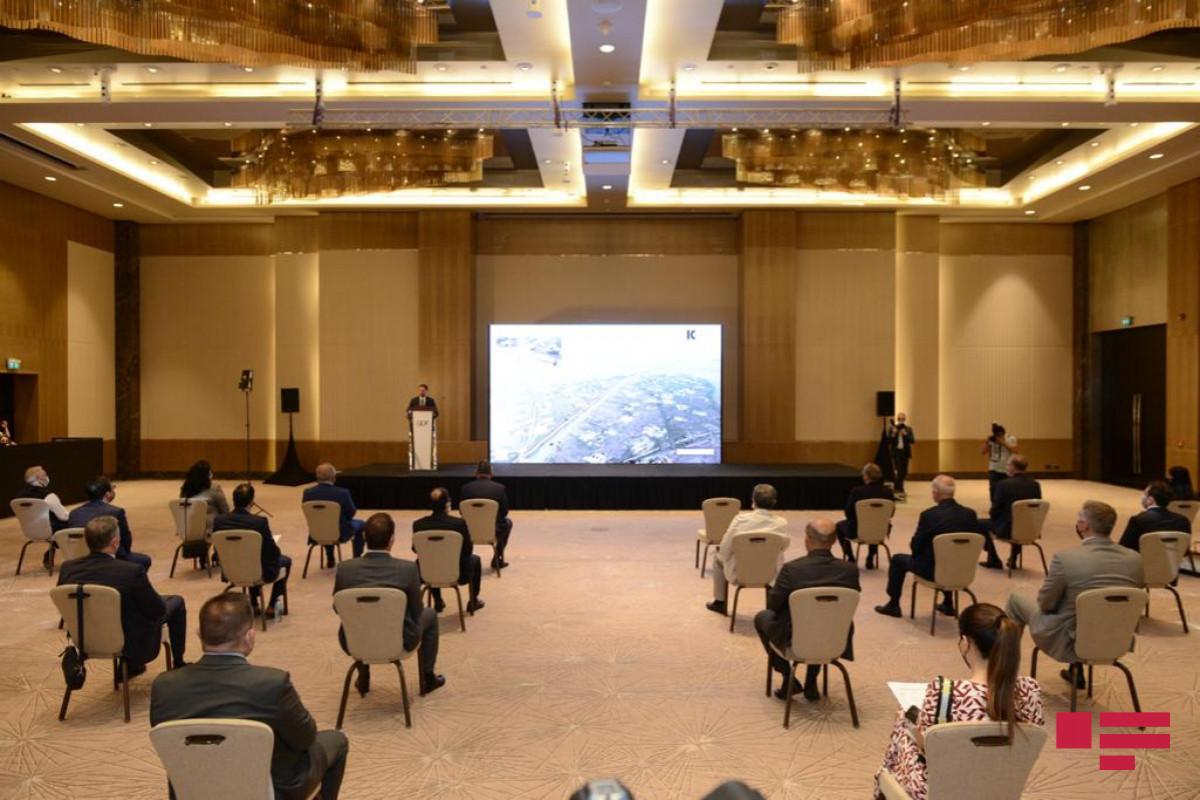 Состоялась церемония презентации интернет-ресурса «Karabakh.Center»-ФОТО