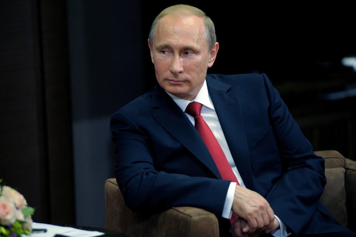 Путин: Зеленский отдал Украину под полное внешнее управление