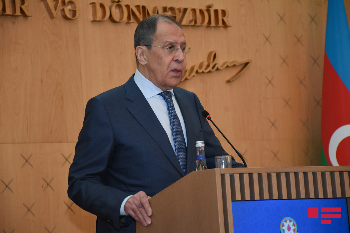 """Lavrov: """"We positively reacted to proposal on """"3+3"""" cooperation platform"""""""