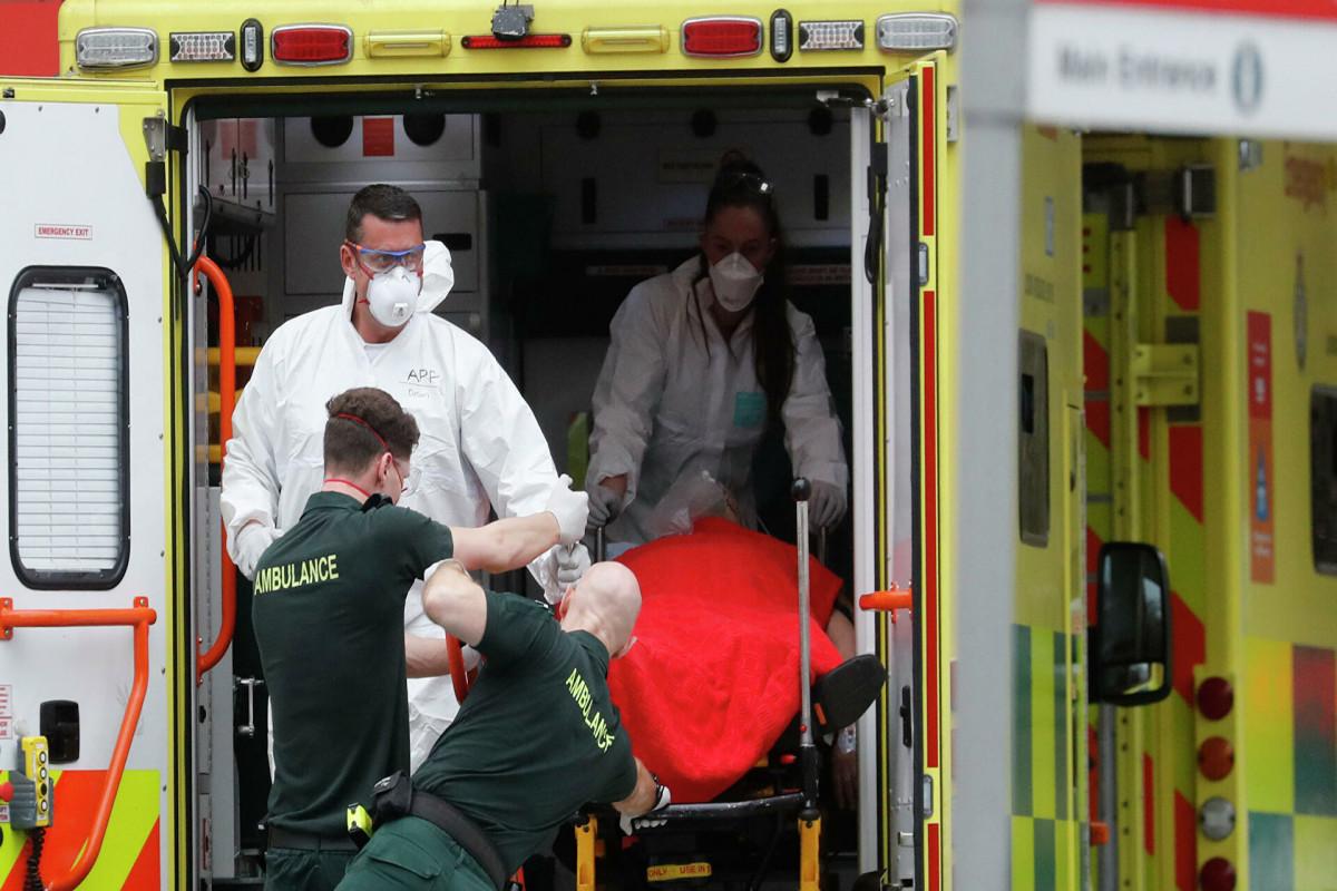 Британия обновила антирекорд по числу заболевших COVID-19 за сутки