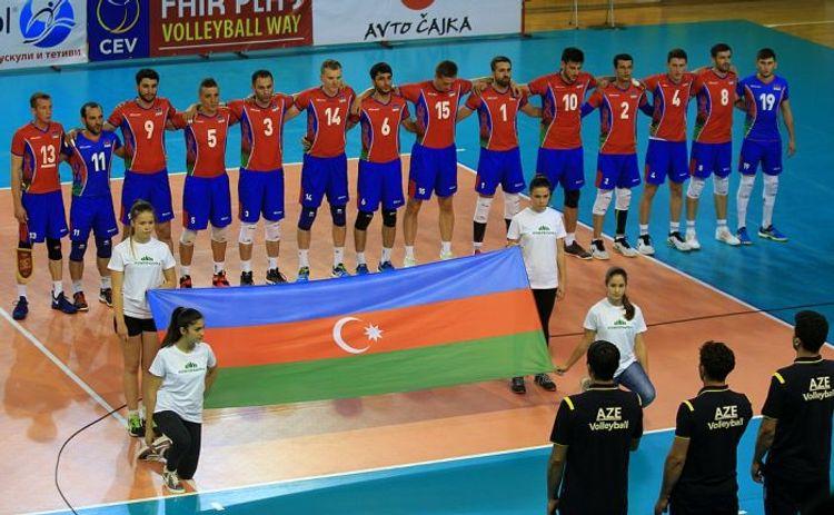 Azərbaycan millisinin Avropa çempionatına hazırlığı üçün nazirliyə müraciət olunub