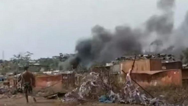 Ekvatorial Qvineyada baş verən 4 güclü partlayışda 20 nəfər ölüb, 300 nəfər yaralanıb  - <span class=