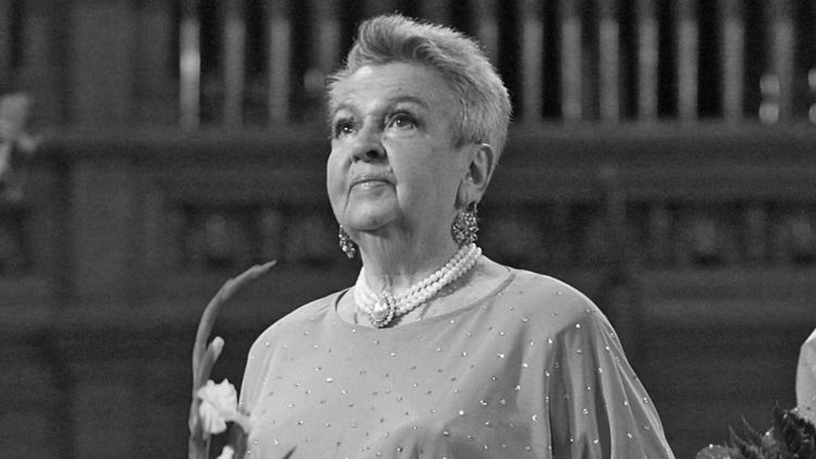 Rusiyanın Xalq artisti Lyudmila Lyadova vəfat edib