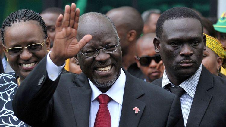 Tanzaniya Prezidenti Con Maqufuli 62 yaşında vəfat edib