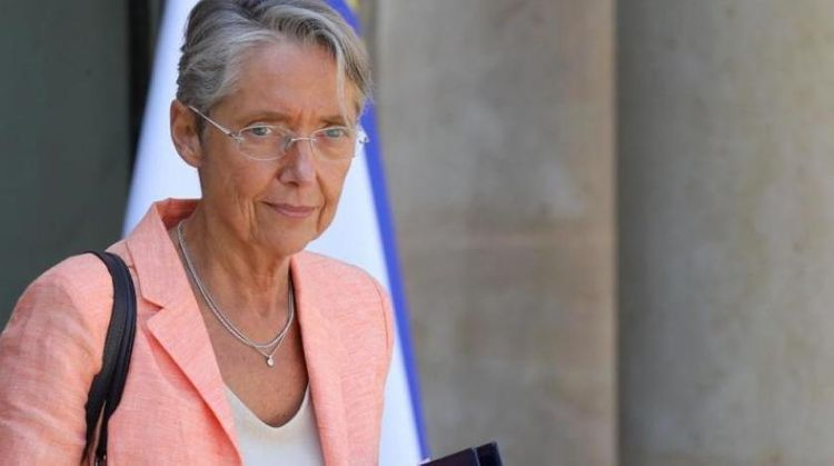 French employment minister Borne undergoing hospital checks after positive COVID test