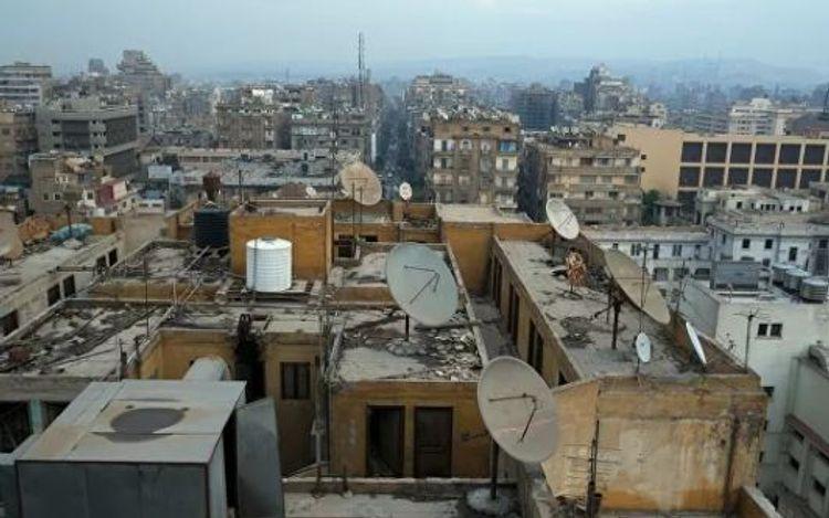 Qahirədə yaşayış binası çöküb, ölənlər var