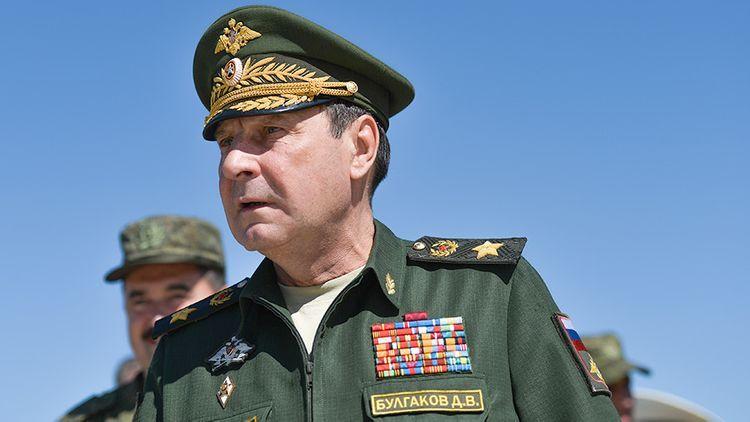Russian deputy defense minister visited Karabakh
