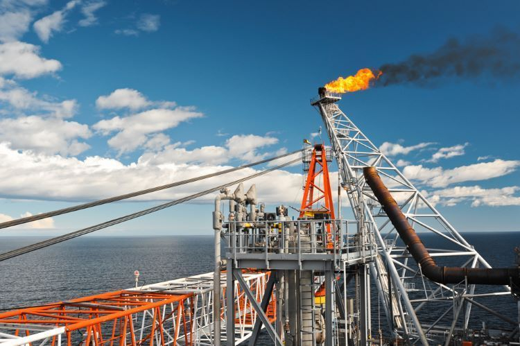 Natural gas prices increase on world markets