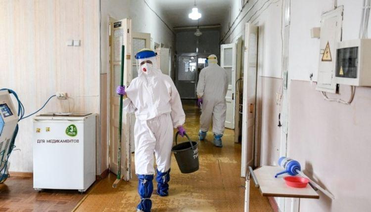 Ukraine reports 8,549 new coronavirus cases