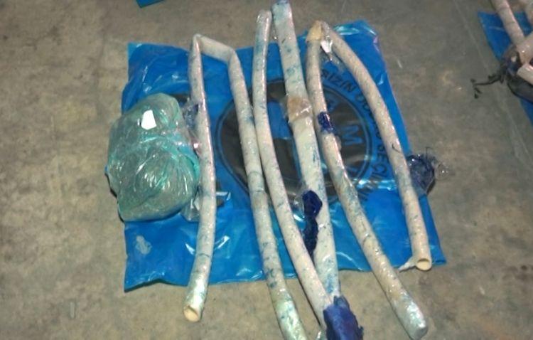 107 kq narkotikin ölkədən çıxarılmasının qarşısı alınıb