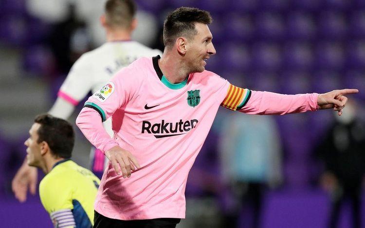 Barcelona star