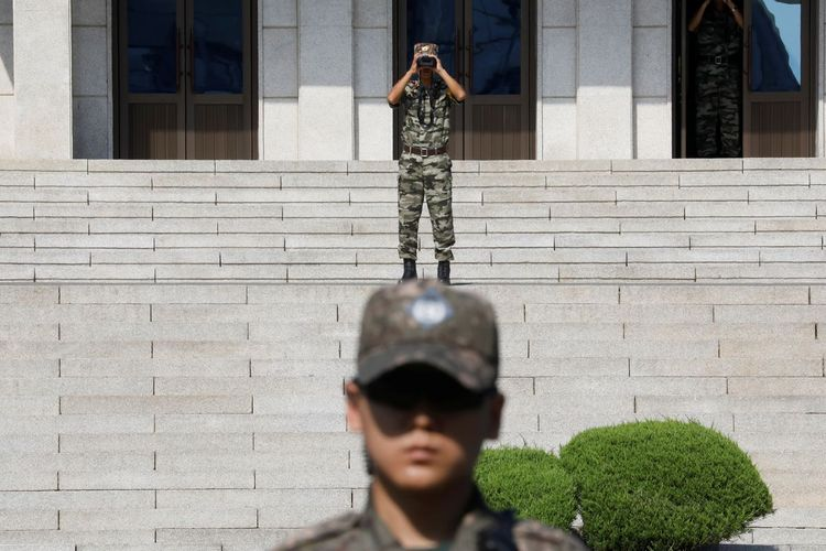 N. Korea says Biden policy shows U.S. intent on being hostile, vows response