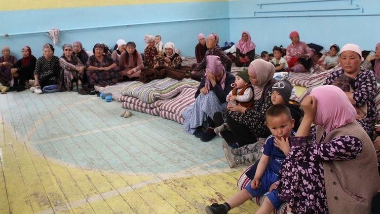 Over 33,300 evacuated from Batken region of Kyrgyzstan, 19,142 children among them