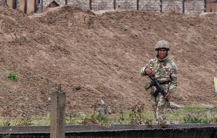 Bishkek, Dushanbe withdraw troops from border to places of permanent deployment