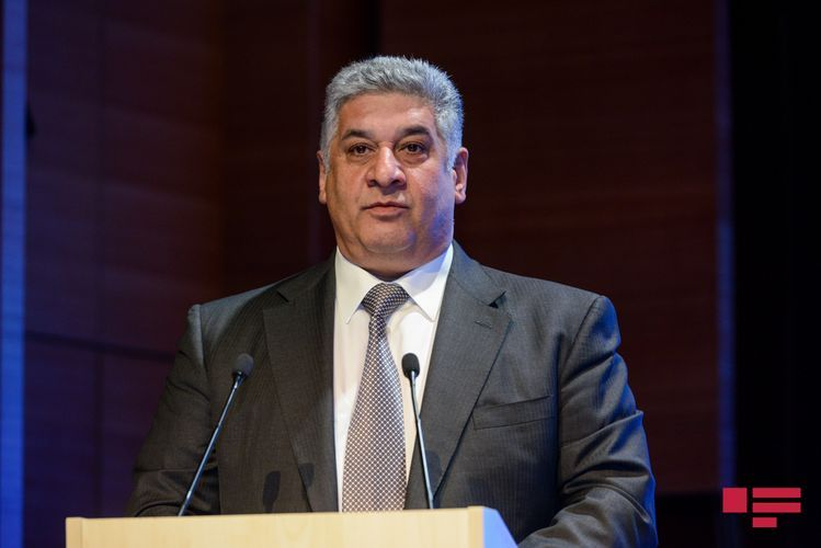 Azerbaijan's Minister Azad Rahimov laid to rest - <span class='red_color'>PHOTO</span>