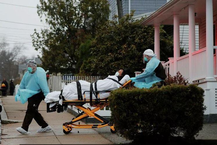 ABŞ-da bir gündə 45 303 nəfər koronavirusa yoluxub