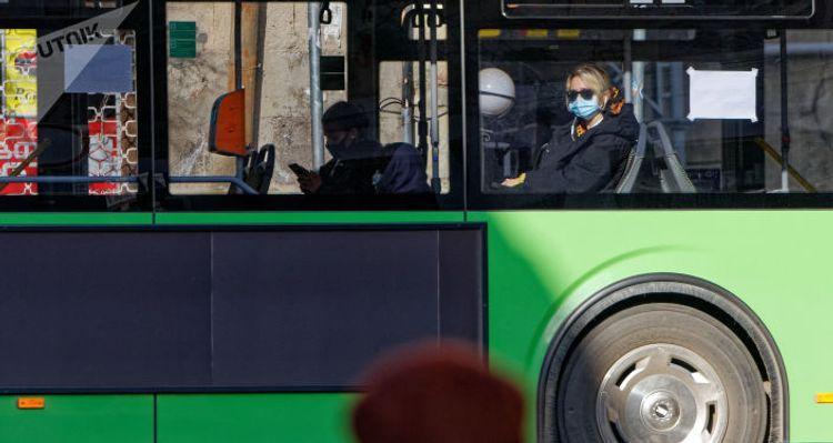 Public transport halts operations in Georgia due to coronavirus spread