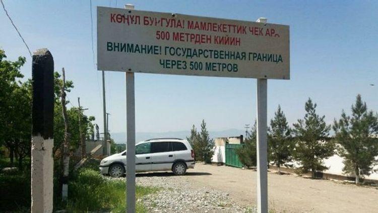 Qırğızıstan və Tacikistan sərhəddəki əlavə hərbi qüvvələri geri çəkib