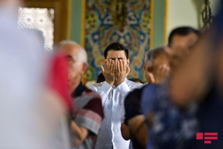 Today is second Laylat al-Qadr of Ramadan in Azerbaijan
