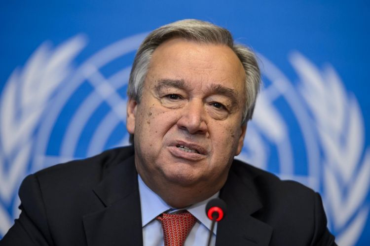 UN Secretary-General addressed a video message on World Press Freedom Day