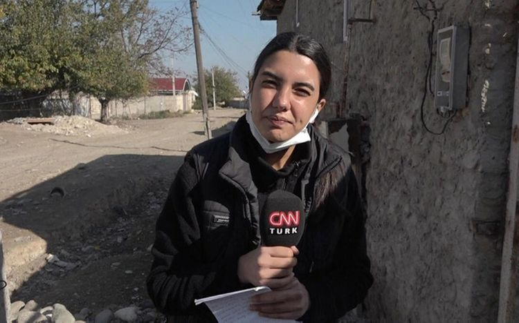 Documentary to be shot about Turkish military reporter Fulya Ozturk
