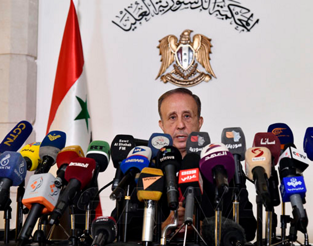 Three candidates to run for presidency in elections in Syria