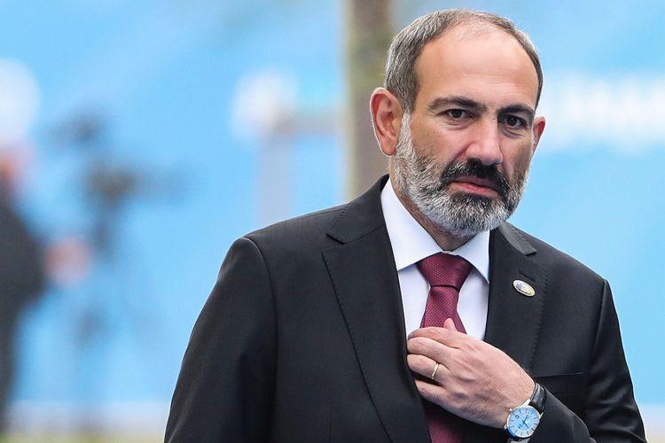 Ermənistan parlamenti Paşinyanı Baş nazir seçməyib