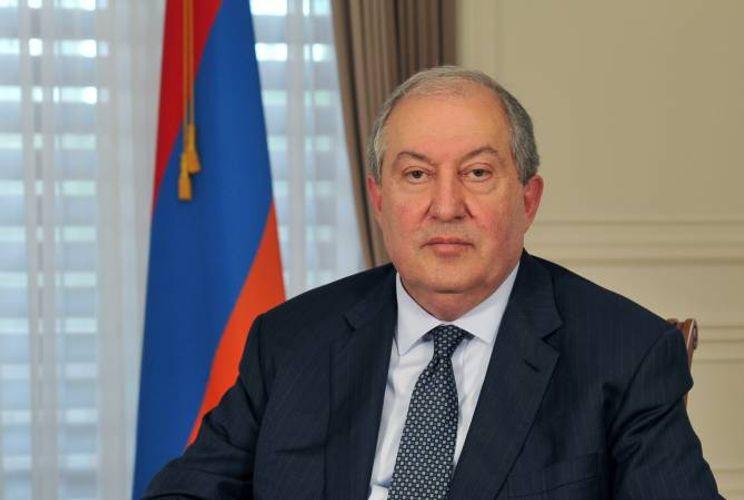 Ermənistan prezidentinin ikili vətəndaşlığı ilə bağlı cinayət işi başlanıb
