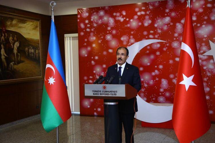 Turkish ambassador: Turkish-Azerbaijani brotherhood entered a new page with Victory in Karabakh