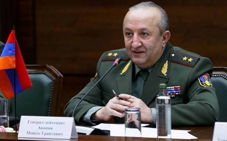 Ex-chief of Armenian army