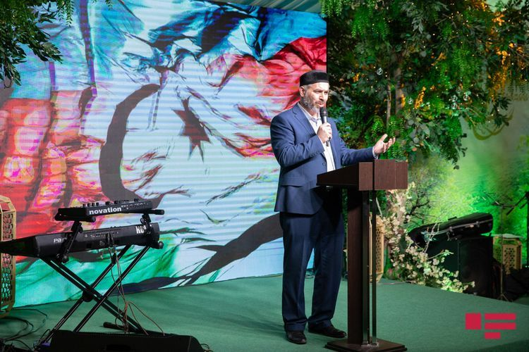 Iftar held on behalf of Leyla Aliyeva in Moscow - <span class='red_color'>PHOTO</span>