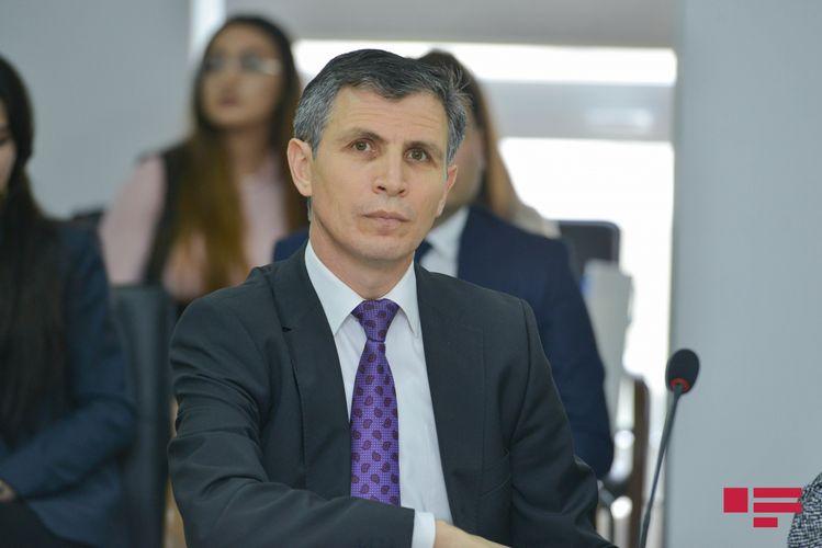 """Zahid Oruc: """"Qarabağın azərbaycanlı icmasının ləğvi dünyaya daha iki mesajın verilməsidir"""""""