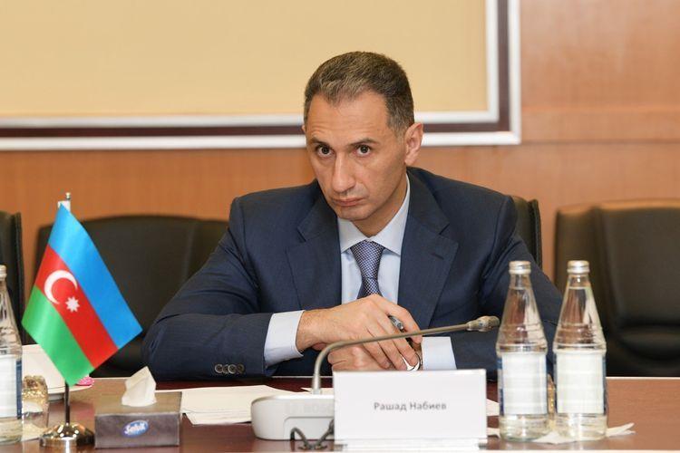 Обсуждены возможности сотрудничества Азербайджана с американскими компаниями в сфере ИКТ