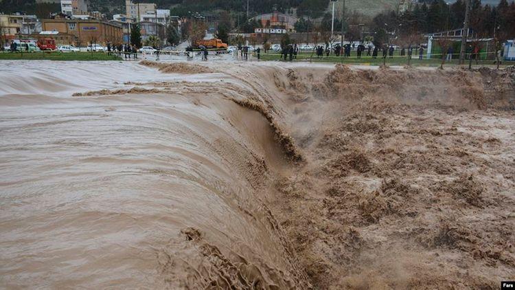 İranda sel nəticəsində 10 nəfər ölüb - <span class=