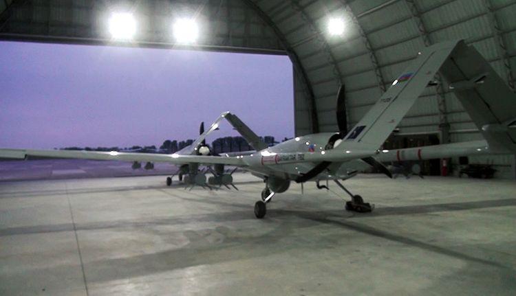 Azerbaijani MoD: UAV crews carry out training flights - <span class=