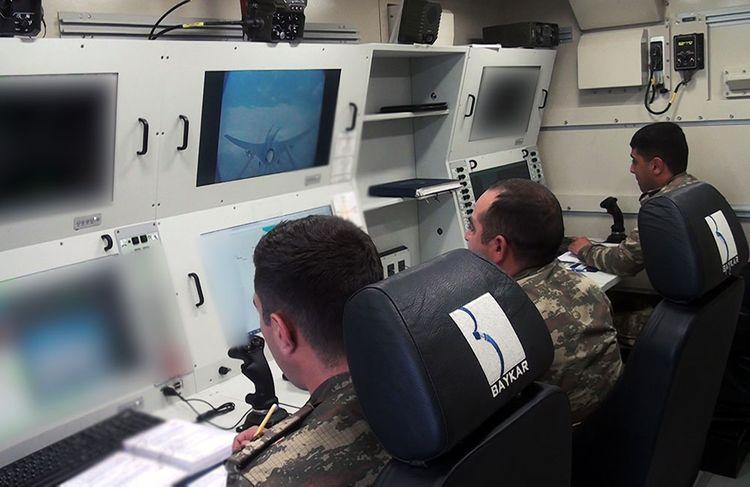 Azerbaijani MoD: UAV crews carry out training flights - <span class='red_color'>VIDEO</span>