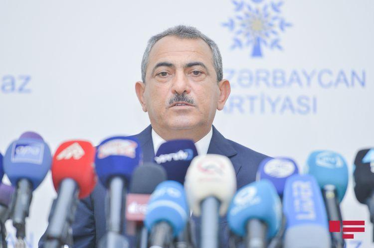 Gorkhmaz Huseynov dismissed  from post as chairman of Azersu OJSC