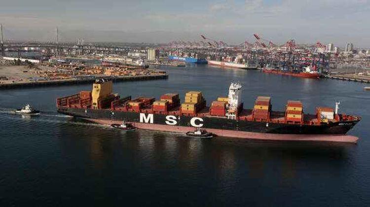 U.S. trade deficit surges to new record; shortfall with China keeps rising