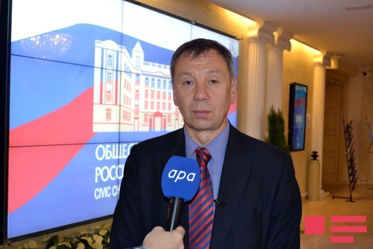 """Sergei Markov: """"These are not Christians. We don"""