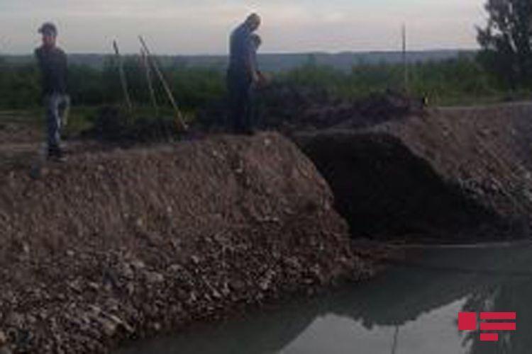 В Исмаиллы 28-летний мужчина утонул в озере  - <span class=