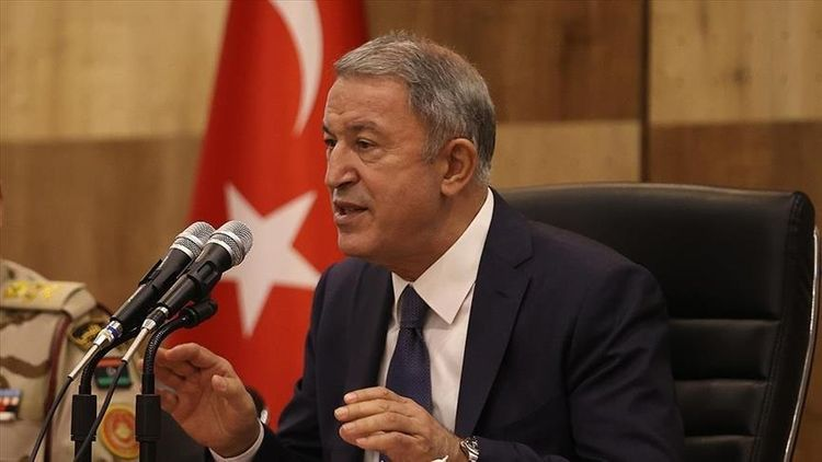 Libya's sovereignty, independence 'important': Turkish defense chief