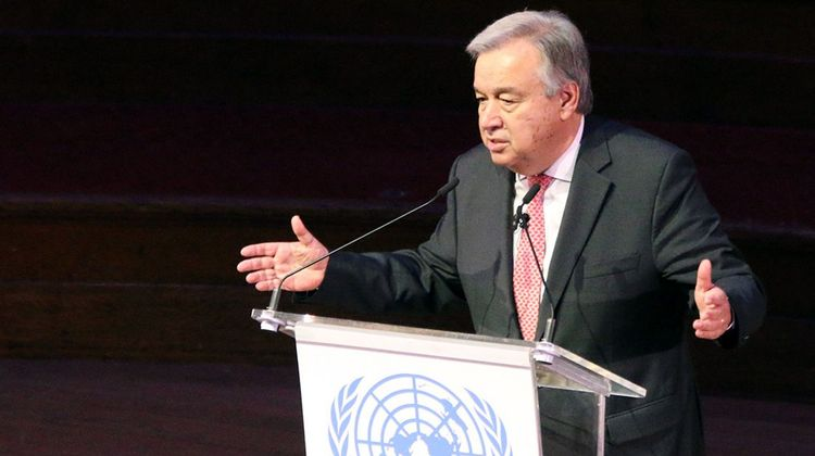 UN chief calls for concerted efforts to make sci-tech work for all