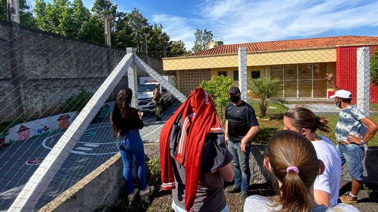 Five killed in machete attack at Brazil nursery