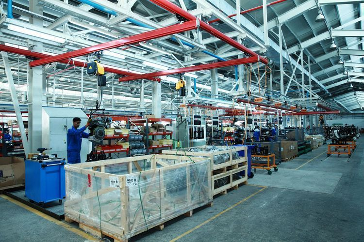 Industrial production in Baku increased by 1.2%