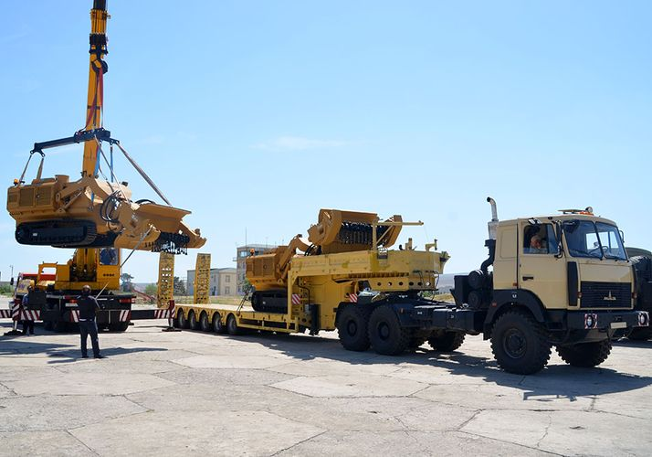 Turkish MoD releases information on minesweeper equipment, delivered to Azerbaijan - <span class='red_color'>UPDATED</span>