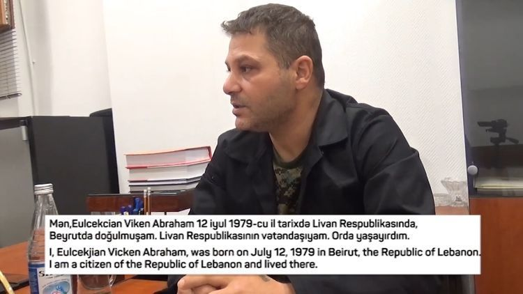 Investigation of Lebanon citizen who fought in Karabakh, completed - <span class=